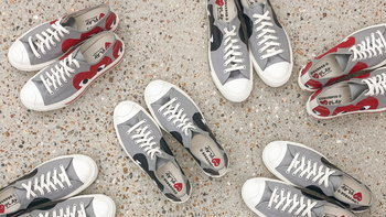 Converse x COMME des GARCONS PLAY Jack Purcell มาพร้อมสีใหม่