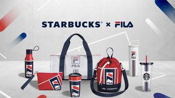 Starbucks® X FILA เผยคอลเลคชั่นพิเศษเอาใจสายสปอร์ต