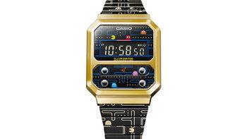 Casio จับมือ Pac-Man ออกนาฬิกาดิจิตอลสไตล์ย้อนยุค