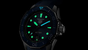 TAG Heuer Aquaracer Professional 300 ดำดิ่งสู่โลกใต้ท้องทะเลด้วยนาฬิกาโฉมใหม่