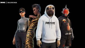 Fortnite x Balenciaga ครั้งแรกของเกมส์ Fortnite กับลักซ์ชัวรี่แบรนด์
