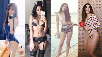 8 สาวไซส์มินิ (สูงไม่เกิน 160 ซม.) แต่เซ็กซี่หนักมาก
