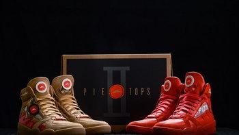 Pizza Hut ไอเดียเจ๋งเปิดตัวรองเท้า Pie Tops II ที่สั่งพิซซ่าได้ด้วยรองเท้า