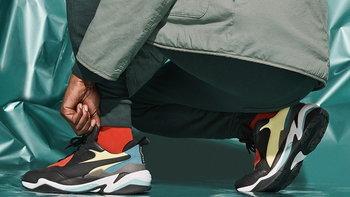 Puma ขุดกรุรองเท้าเก่าปัดฝุ่นใหม่ในชื่อ Thunder Spectra วางจำหน่าย 28 เมษายนนี้