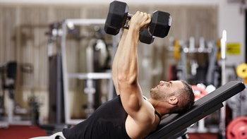 ฝึกกล้ามอกให้โต เพียงแค่ 10 นาทีต่อวัน
