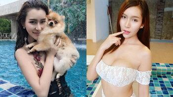 """ส่องความเซ็กซี่ """"น้องเฟียร์"""" เจ้าของตำแหน่ง Top Pretty Thailand 2018"""