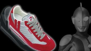 PATRICK เตรียมส่งรองเท้าสนีกเกอร์รุ่นลิมิเต็ดของคนรักอุลตร้าแมน