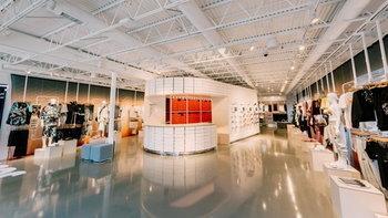 เปิดอย่างเป็นทางการ Nike by Melrose ไลฟ์คอนเซปต์สโตร์แห่งแรกในลอสแอนเจลิส