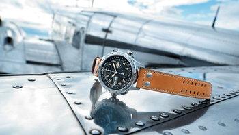 Hamilton Khaki X-Wind Chrono Limited Edition ฉลอง 100 ปีนาฬิกาแห่งนักบิน