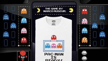 ยูนิโคล่จับ Pac-Man และSpace Invaders ลงเสื้อยืด UT