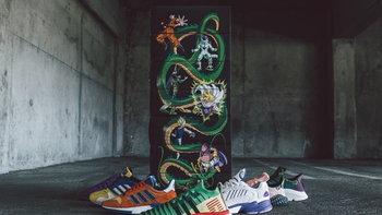 ดูกันชัดๆ กับคอลเลคชันเซ็ต Dragon Ball Z x adidas ครบทั้ง 7 รุ่น