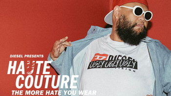 Diesel's Haute Couture เปลี่ยนคำวิจารณ์ให้เป็นแฟชั่นสุดเท่