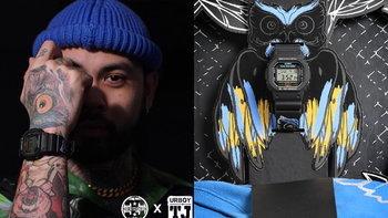 นาฬิกาคอลเลคชั่นพิเศษ G-SHOCK X Urboy TJ Limited Edition