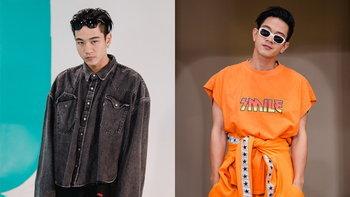 โทนี่ จัดเต็มแฟชั่น ขนชุดตัวเองโชว์ใน The Face Men Thailand 2