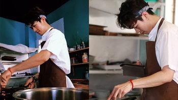 """""""กันน์ สรวิศ"""" จากนายแบบ สู่รองแชมป์ """"Top Chef Thailand Season 2"""""""
