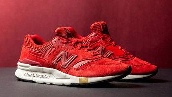 New Balance ร่วมฉลองเทศกาลตรุษจีน ปล่อยรองเท้าคู่พิเศษออกสู่ตลาด