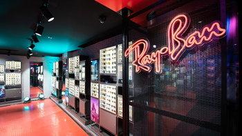 เปิดตัว Ray-Ban Store อย่างเป็นทางการในประเทศไทยใจกลางสยามเซ็นเตอร์