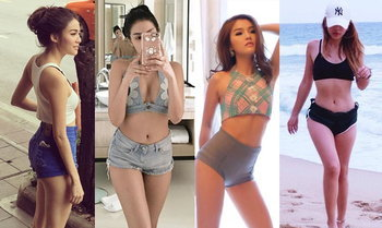 8 สาวตัวเล็ก สเปคหนุ่มไทย (น้ำหนักไม่เกิน 45 กก.)