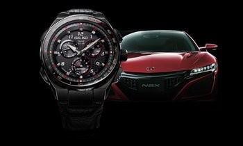 Honda จับมือ Seiko ส่งนาฬิกาหรู Astron รุ่นพิเศษจำนวนจำกัดแค่ 1,000 เรือน