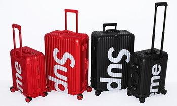 Supreme x Rimowa กระเป๋าเดินทางสุดคูล คอลเลคชันใหม่รับฤดูใบไม้ผลิ