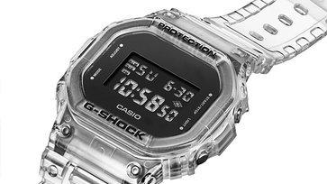 G-SHOCK เปิดตัวนาฬิกา DW-5600 รุ่นใหม่มาแบบใส