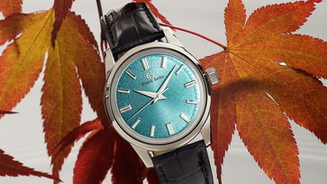 Grand Seiko เตรียมปล่อยนาฬิกาแรงบันดาลใจจากทิวทัศน์หุบเขาในญี่ปุ่น
