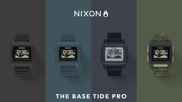 The Base Tide Pro อีกหนึ่งคอลเลคชั่นใหม่จาก Nixon