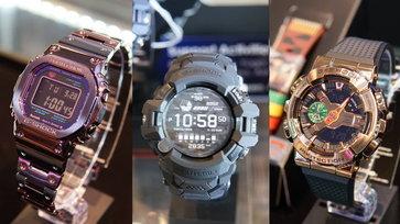 ชี้เป้า! G-SHOCK 3 เรือนเด่น ในงาน Central International Watch Fair 2021