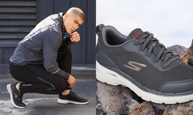 สเก็ตเชอร์ส เปิดตัว GOwalk6 ไอคอนแห่งรองเท้าเพื่อการเดิน