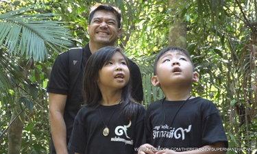 พ่อผู้เป็นแบบอย่าง ใน The Return of Superman Thailand