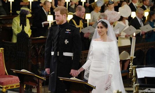 ว่าด้วยเรื่อง ชุดแต่งงานของเจ้าชายแฮร์รี่