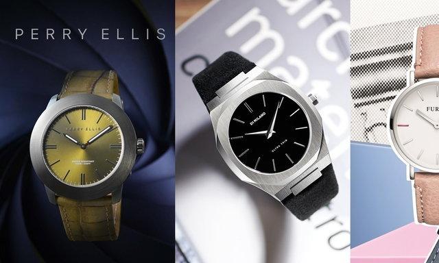 """"""" ซีเอ็มจี แฟชั่น วอทช์ """" 3 แบรนด์ 3 คาแรคเตอร์ นาฬิกาพรีเมี่ยมไฮสตรีท ในราคาสบายกระเป๋า"""