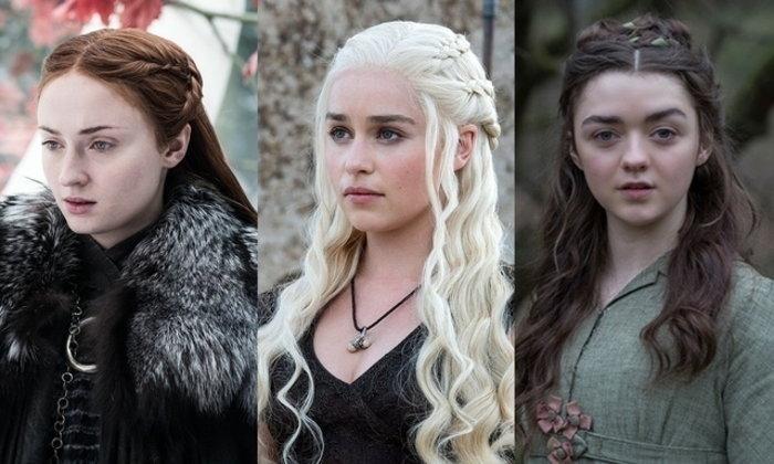 มัดรวม 4 นักแสดงสาวสุดเซ็กซี่ จากซีรีส์ Game of Thrones Season 8