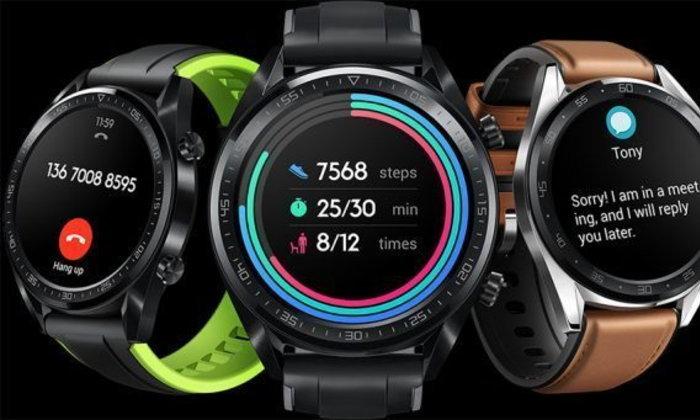 Huawei Watch GT   สมาร์ทวอทช์ราคาย่อมเยา สำหรับสายเฮลท์ตี้