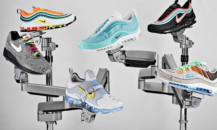 เเหวกเเนว 6 รุ่น 6 สไตล์  กับรองเท้าคอลเลคชั่นพิเศษจากNike