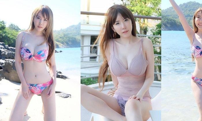 ภา ภาวิณี  สาวไทยหุ่นเซี๊ยะ ที่หนุ่มๆ เห็นแล้วใจเต้นไม่เป็นจังหวะ