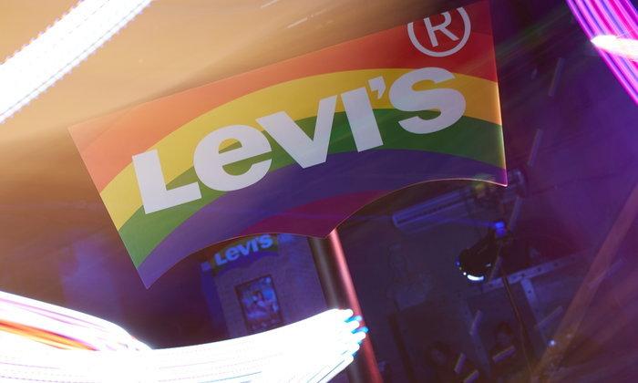 ลีวายส์® เปิดตัวคอลเลคชั่นใหม่ Pride 2019 สร้างสรรค์สังคมแห่งความภูมิใจไปด้วยกัน  Proud. Together