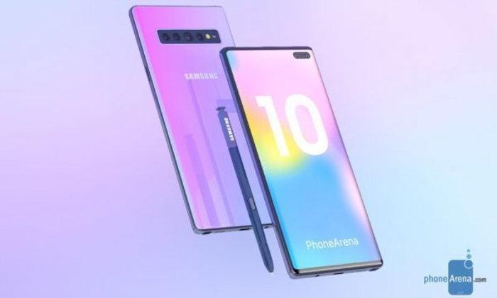 ลือ  Galaxy Note10 อาจมีรุ่นที่ราคาถูกลงออกมาซื้อ