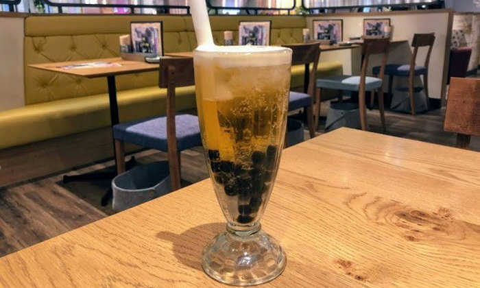 ไข่มุกฟีเวอร์ในญี่ปุ่นทำให้เกิด เบียร์ไข่มุก