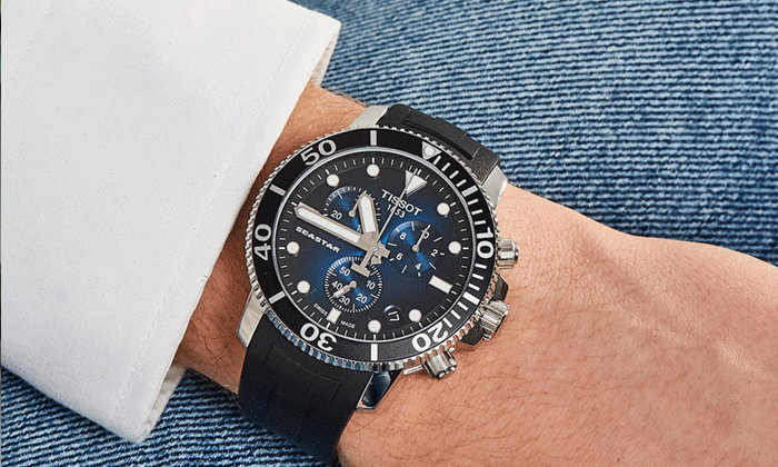 รวมนาฬิกาคอลเลคชั่นเป็นมิตรกับท้องทะเล
