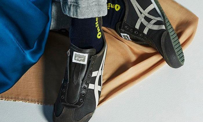"Onitsuka Tiger เปิดตัวรองเท้ารุ่นใหม่ล่าสุด ""LUX LEATHER PACK"""