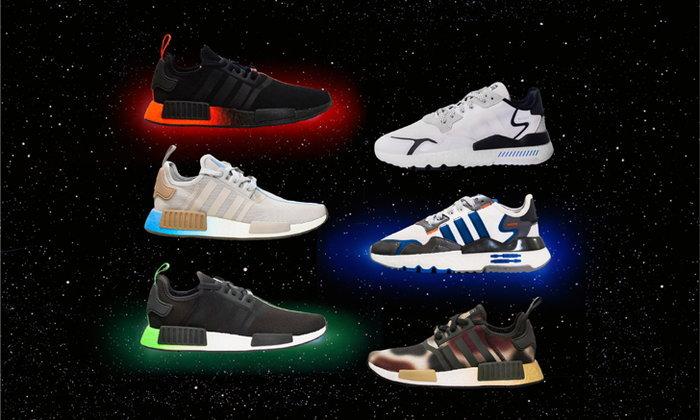 เผยโฉมคอลเลคชั่น adidas x Star Wars Characters-themed Pack