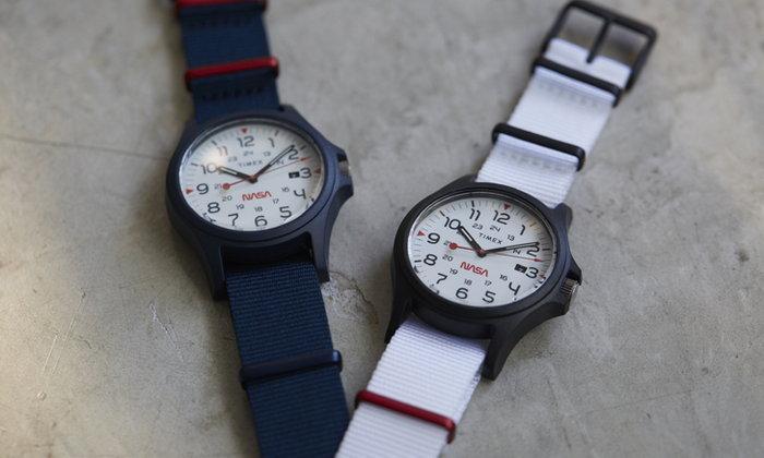 เข้าไทยแล้ว Timex x Nasa นาฬิการุ่นพิเศษร่วมฉลองครบรอบ 50 ปี Nasa