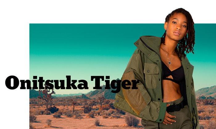 Onitsuka Tiger แต่งตั้ง Willow Smith เป็นแบรนด์แอมบาสเดอร์ พร้อมปล่อยภาพแคมเปญในปี 2020