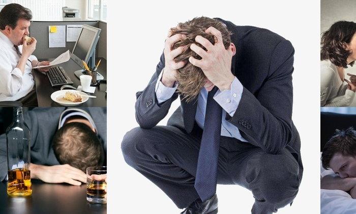 5 สัญญาณที่กำลังบอกว่าคุณนั้นเครียดเกินไปแล้ว