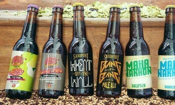 10 คราฟต์เบียร์สัญชาติไทย รสชาติไม่แพ้เบียร์นอก