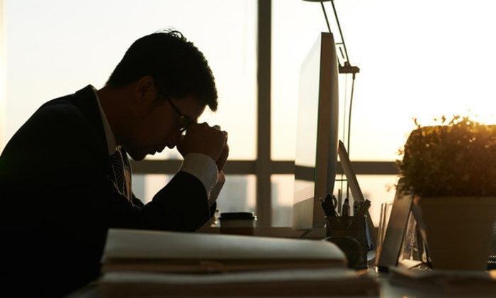 6 สัญญาณเตือนว่าความเครียดกำลังครอบงำคุณอยู่