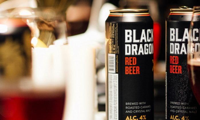 BLACK DRAGON  มิติใหม่ของ เบียร์สีแดง ที่อยากให้หนุ่มๆได้ลอง