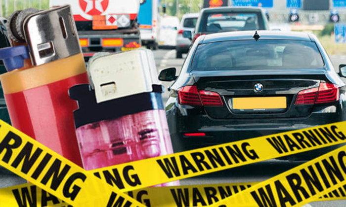 ระวัง  5 สิ่งที่ไม่ควรเก็บไว้ในรถ  ถ้าไม่อยากเกิดอุบัติเหตุ