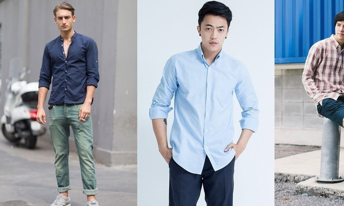 4 วิธีเลือกเสื้อเชิ้ตอย่างไรให้ดูเท่และเหมาะสมกับคุณ